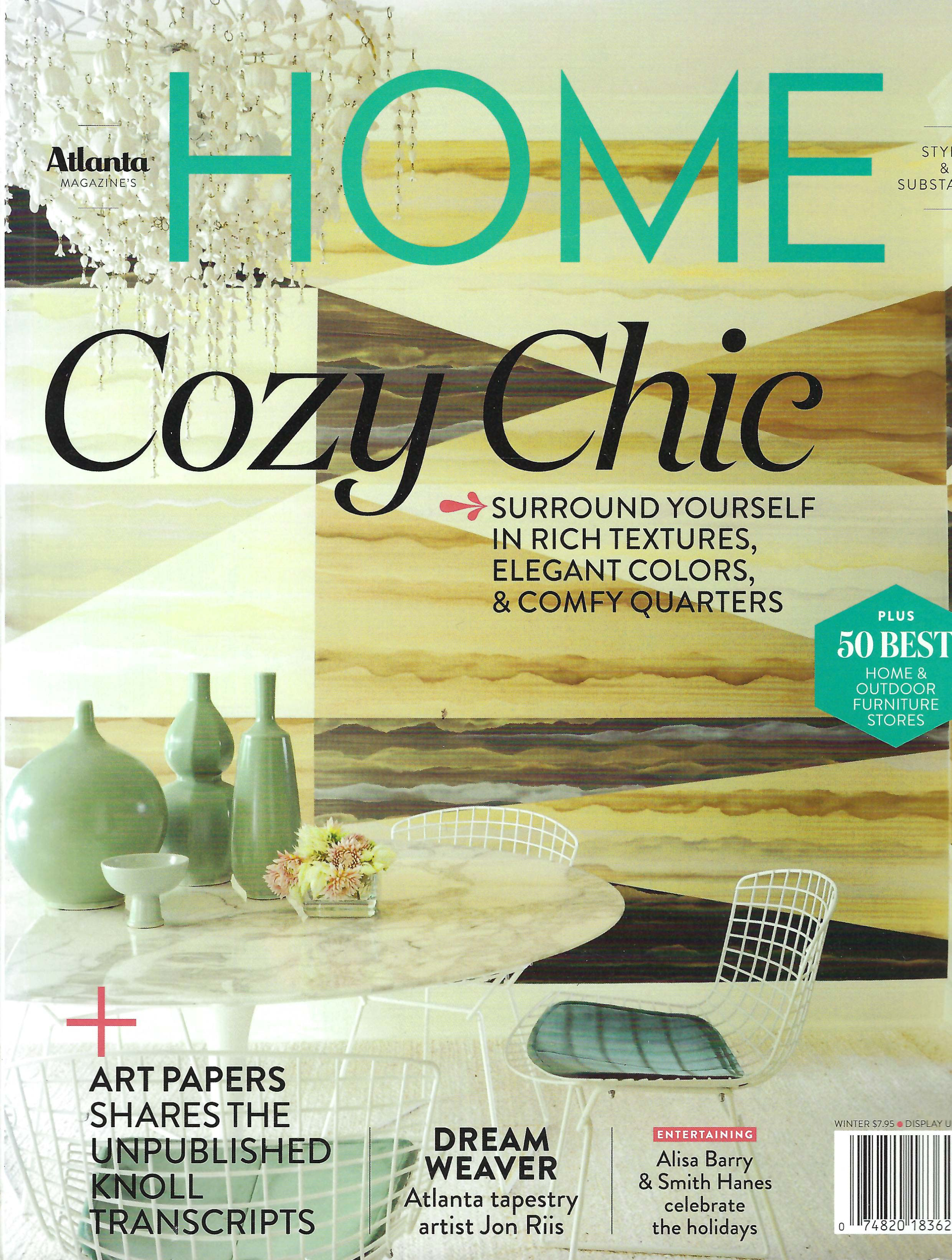 News Atlanta Home Mag Cover