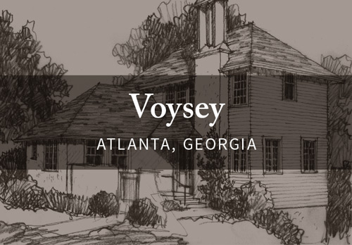 home voysey thumb off