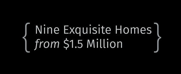 nine exquisite homes 1 4mil