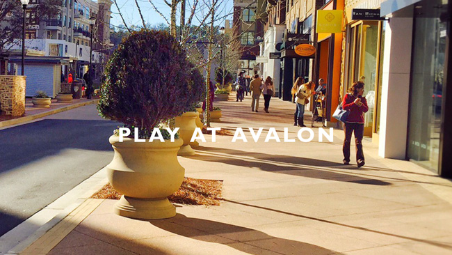 play at avalon